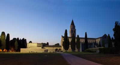 Veduta della Basilica da piazza Patriarcato
