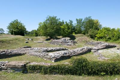 Mura bizantine o a zig zag